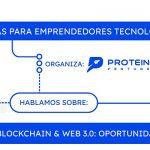 Charla – Blockchain & Web 3.0
