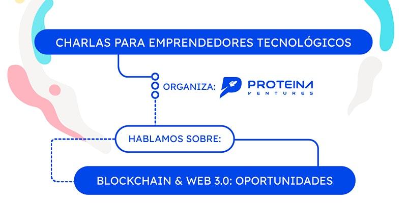 Lee más sobre el artículo Charla – Blockchain & Web 3.0